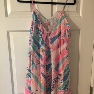 Lily Pulitzer Strappy swing dress